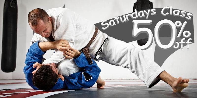 Jiu-Jitsu Academy - ស្វែងរកចំណូលចិត្តថ្មី
